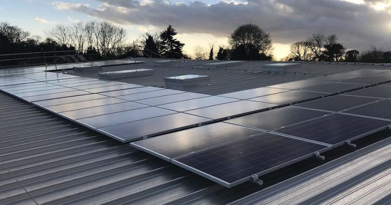 REPOWER's new Cuckfield School Solar System in the press