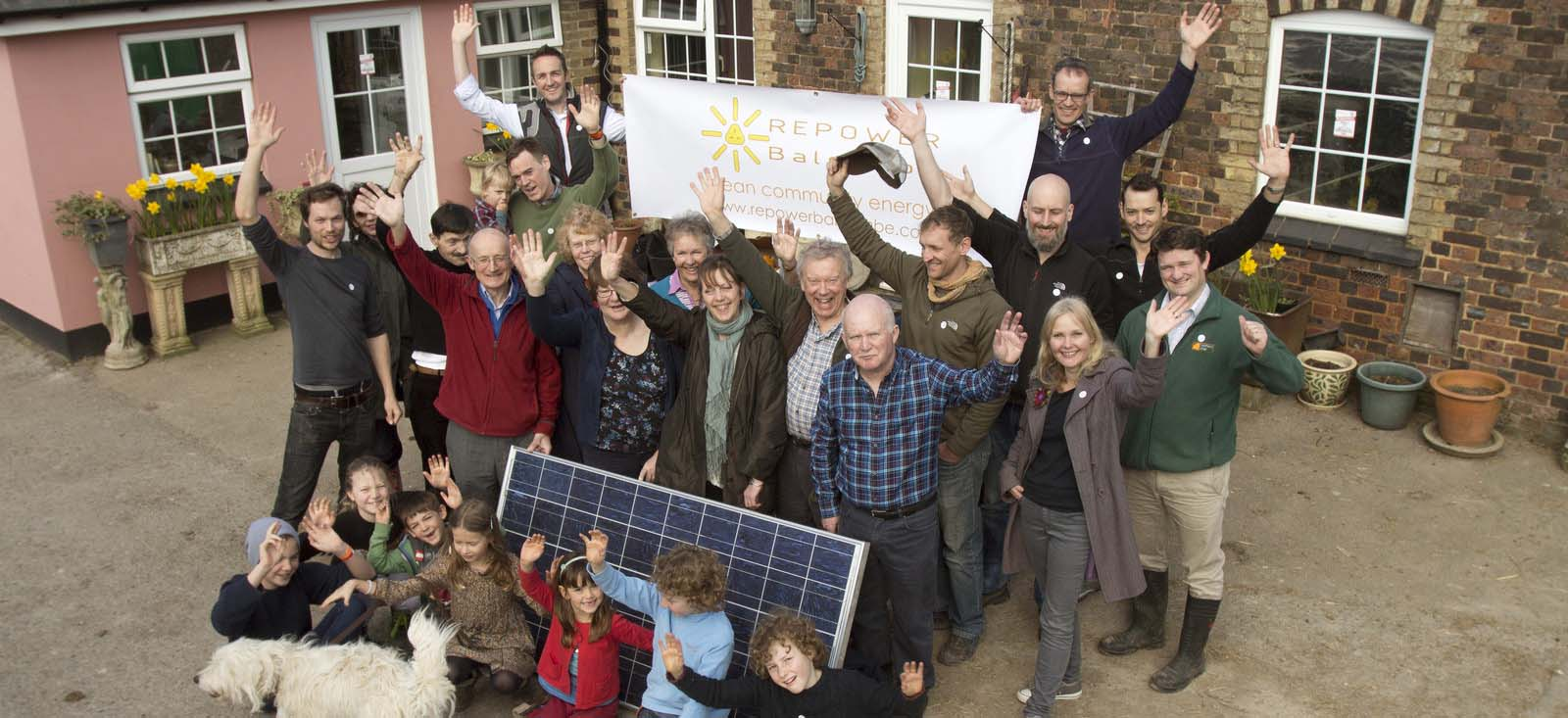 Welcome to RePOWER Balcombe