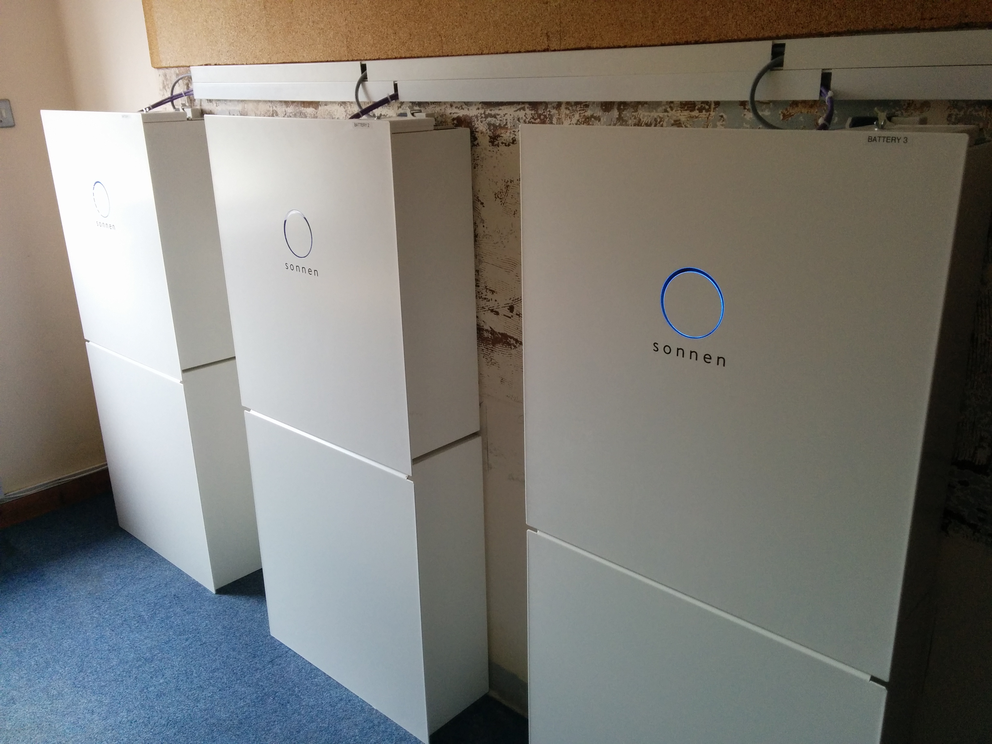 Renewable co-op REPOWERBalcombe installs battery storage system at Sussex school