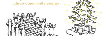 All Balcombe residents receive REPOWERBalcombe Christmas card